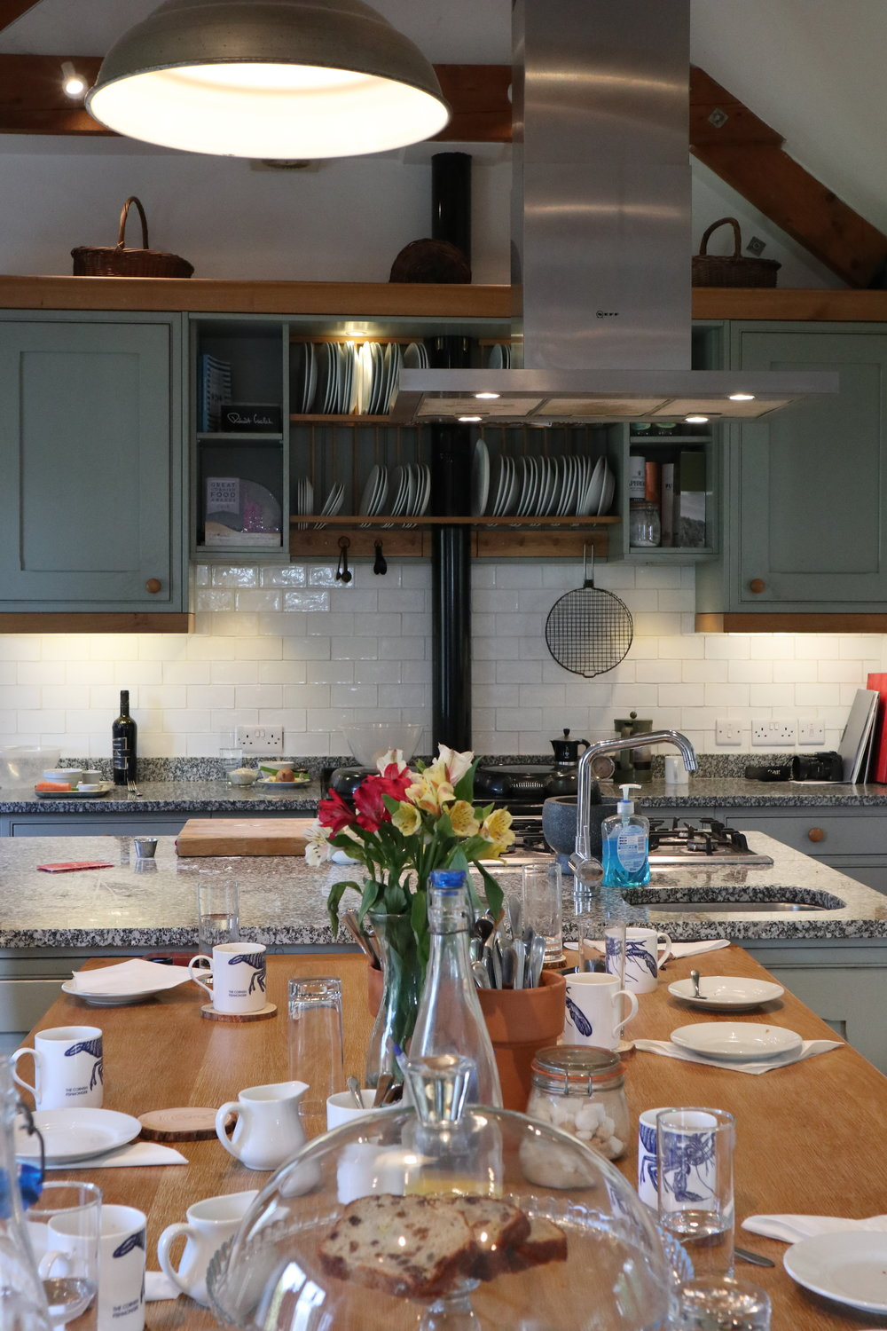 Cooking school in cornwall