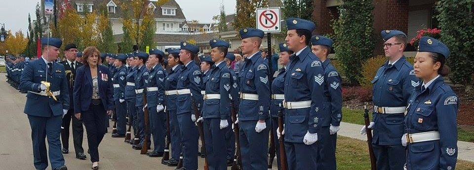 Air Cadets in Edmonton, Alberta   Join Now