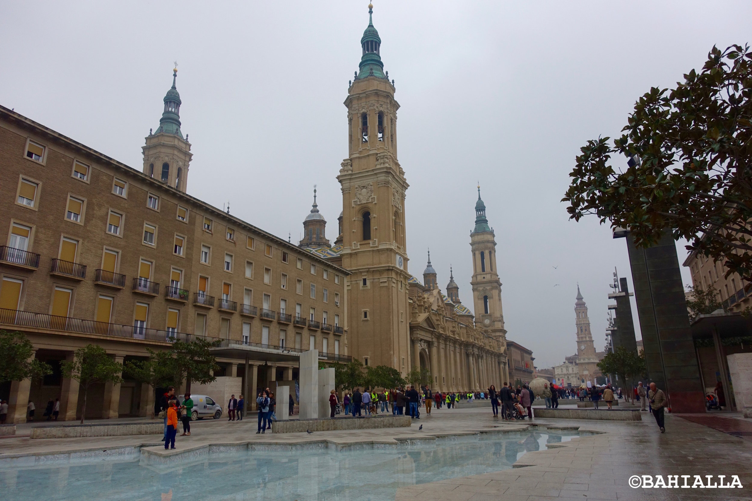 cathedral zaragoza