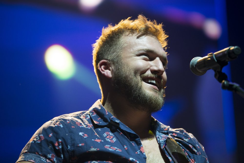 Logan Mize performs at Introducing Nashville during C2C Berlin on Saturday, March 2, 2019.