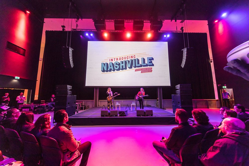 Introducing Nashville visits C2C Amsterdam on Monday, March 4, 2019 featuring performances by Lindsay Ell and Lauren Jenkins.