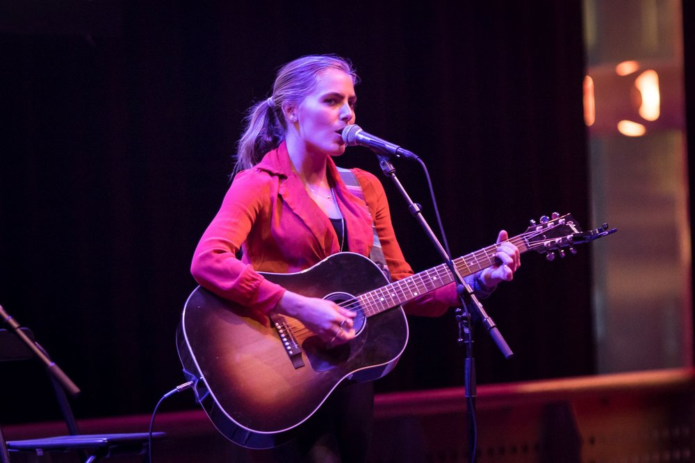 Lauren Jenkins performs at Introducing Nashville during C2C Amsterdam on Monday, March 4, 2019.