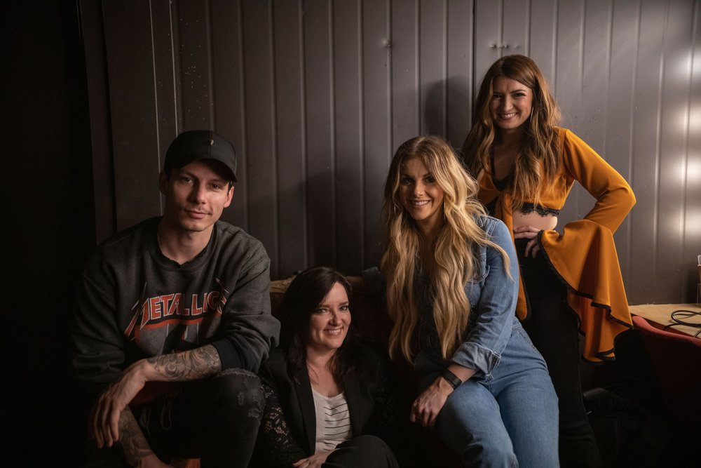 Introducing Nashville visits The Factory Theatre in Sydney, Australia on Thursday, March 19, 2019 featuring Brandy Clark, Devin Dawson, Lindsay Ell and Tenille Townes.