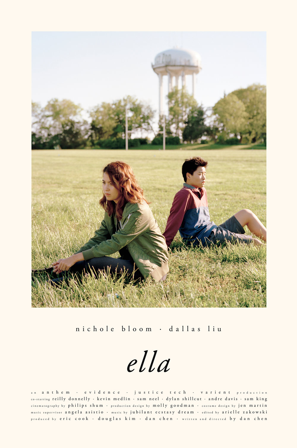 Ella - Short - Dan Chen - Writer, Director, ProducerLeft behind by the same loved one, two Asian American youth search for connection in their small Midwestern town.Short of the Week Online Premiere * * *Festivals2018 Los Angeles Asian Pacific Film Festival2018 Kansas City Film Festival2018 Kansas International Film Festival2018 TIDE Film Festival
