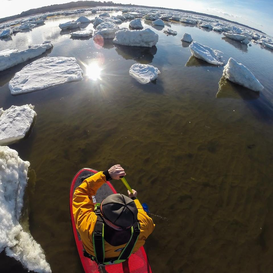 Winter Paddling Gear — The Whites Room