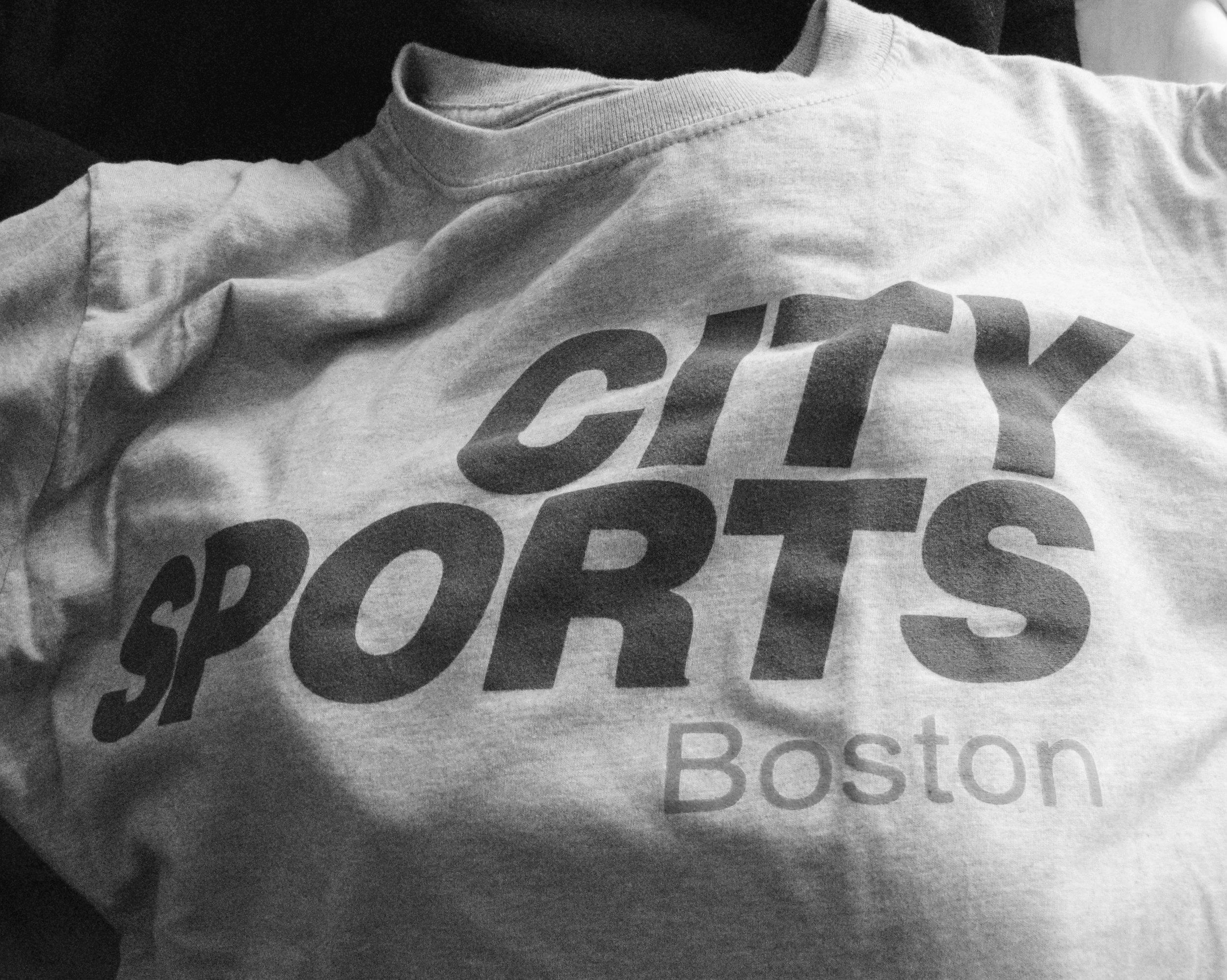 city sports boston t shirt