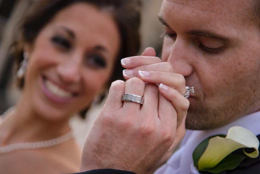 Romantic Wedding Portrait | Kendralla Photography and Media
