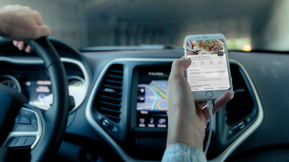NomSpot - End to End Mobile Application Design