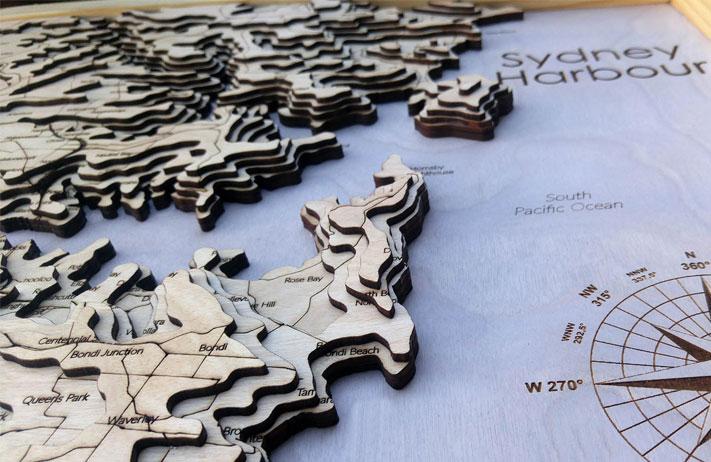 Topographic Maps -