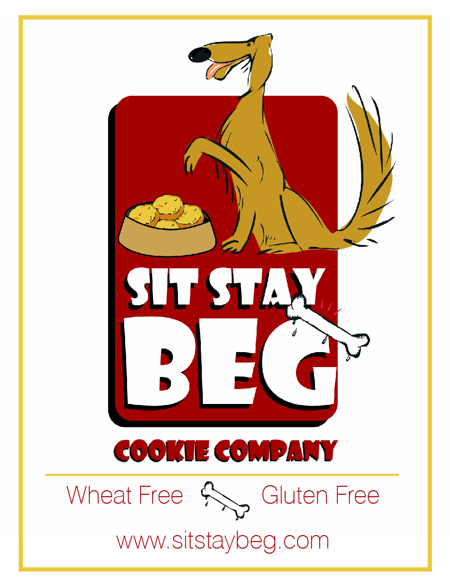 Sit Stay Beg Cookie Company