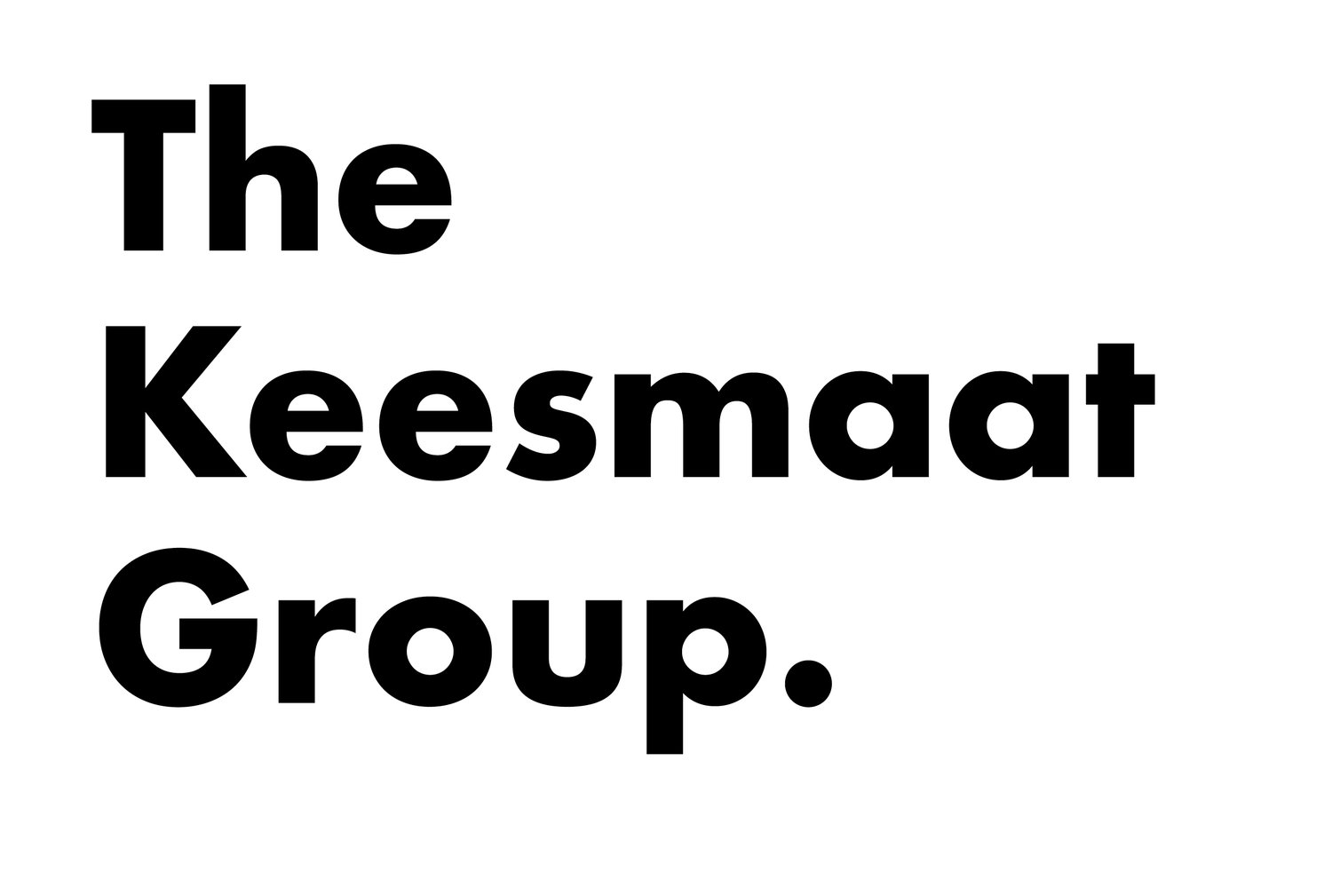 The Keesmaat Group.