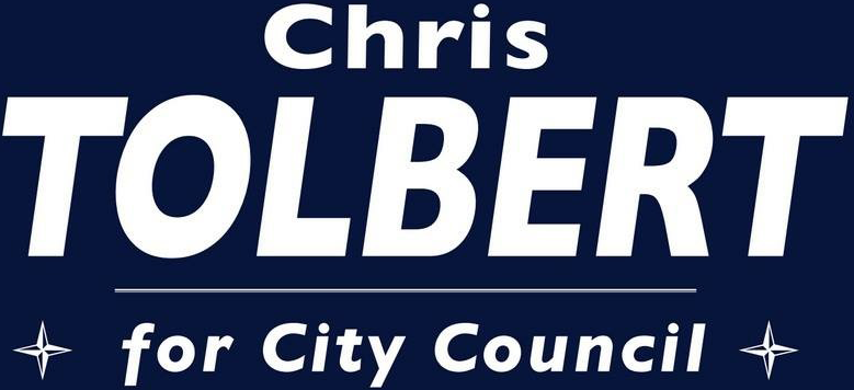 Chris Tolbert for City Council