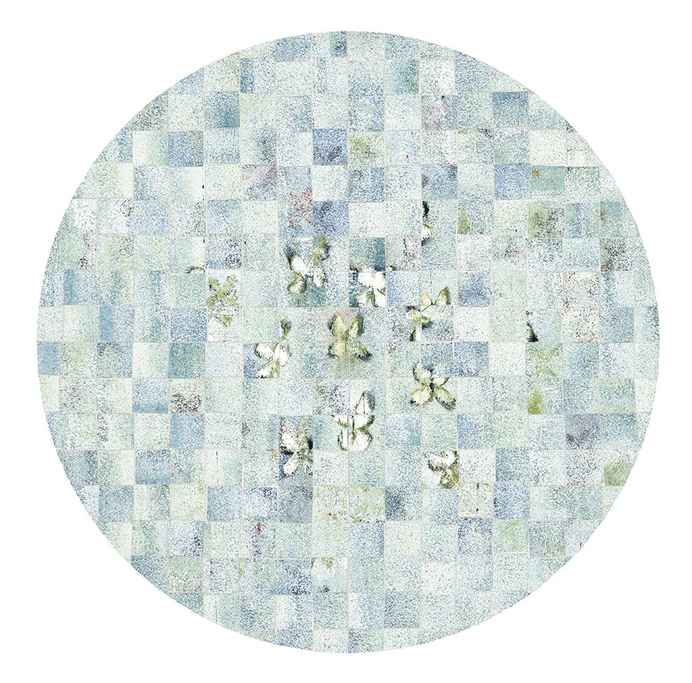 Checkered Round, Mosaic Series
