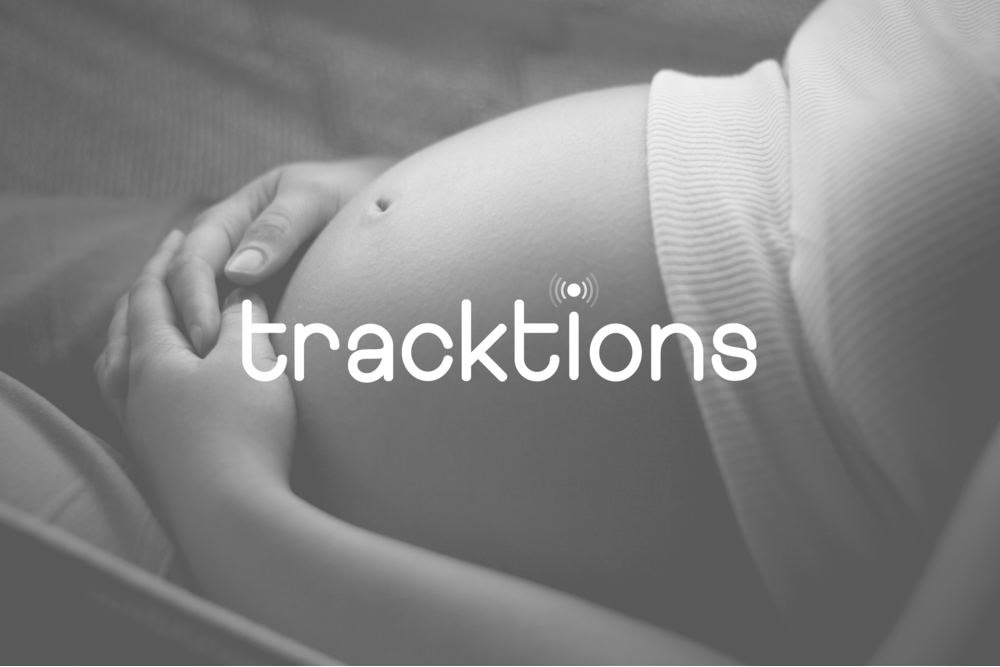 TRACKTIONS - Logo Design
