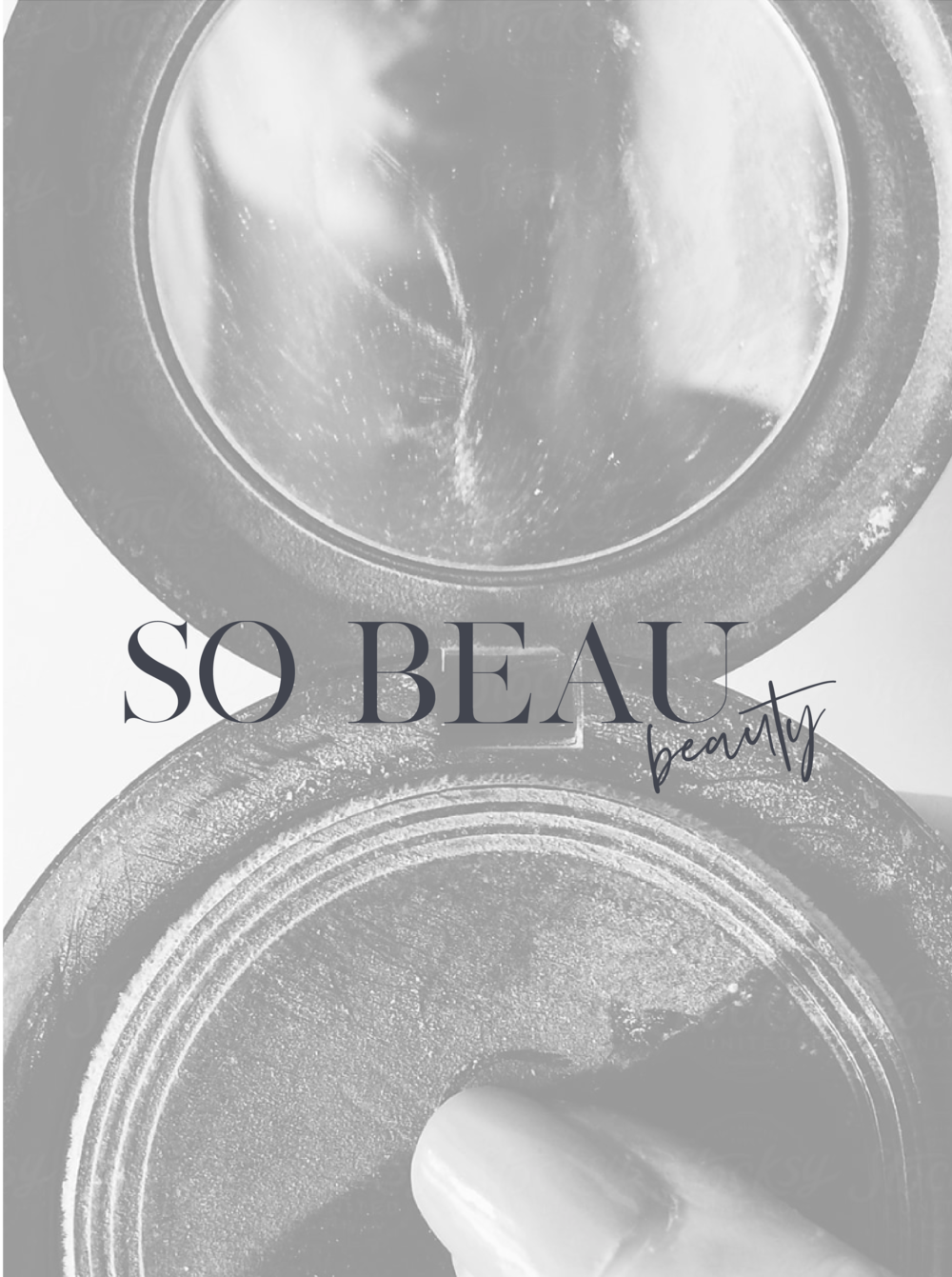 SO BEAU BEAUTY - Logo Design
