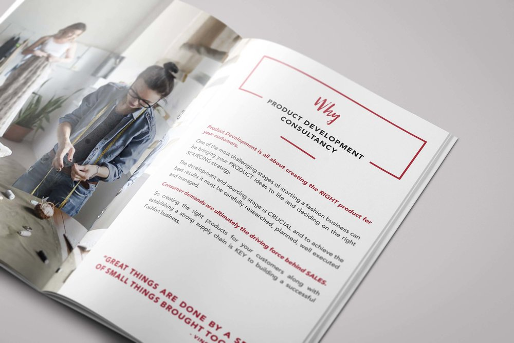 FASHION EQUIPPED - Consultancy Booklet