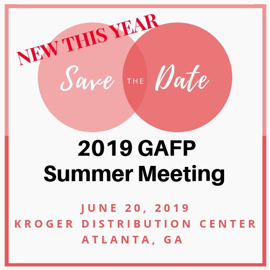 Educational Meetings — Georgia Association for Food Protection