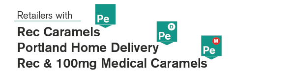 100mg THC Medical Grade Cannabis Caramel