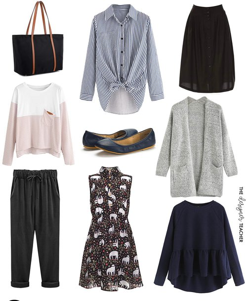 9 Items Of Clothing From Amazon To Complete Your Teacher Wardrobe