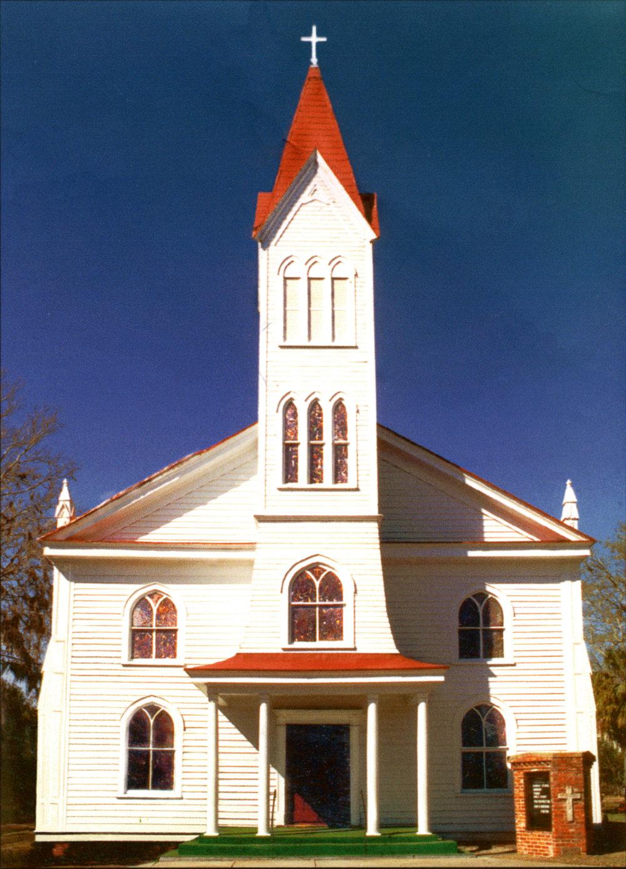 Tabernacle Baptist Church Beaufort South Carolina