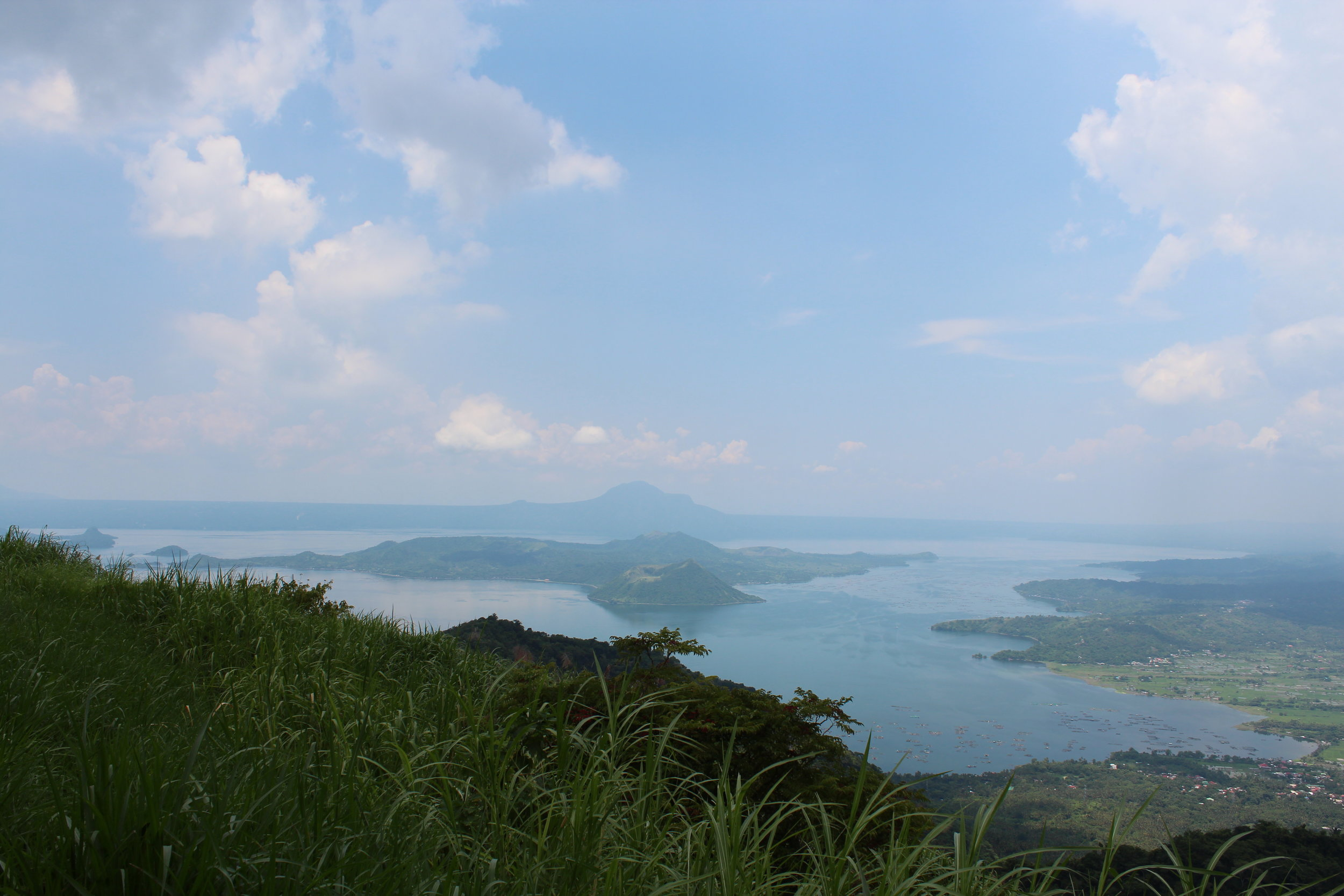 Taal Volcano and Lake, Philippines