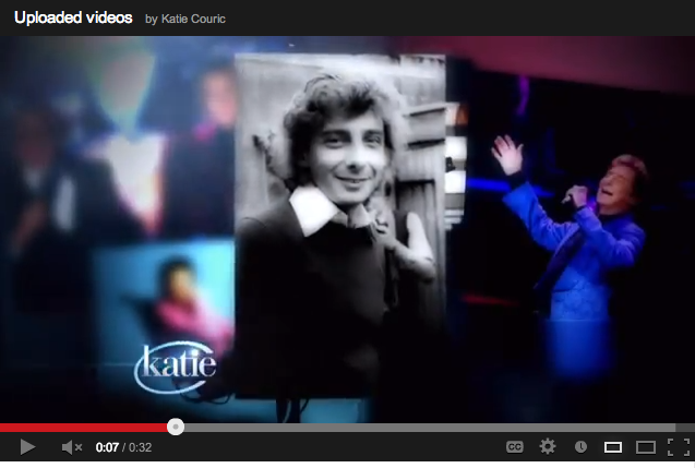 "Barry Manilow-""Katie"" TV Show"