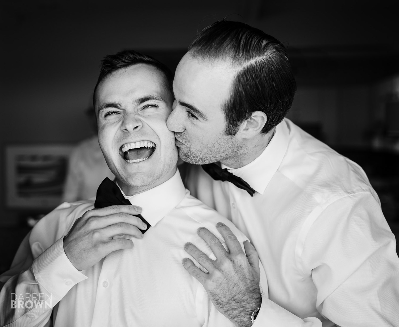 funny nova scotia wedding photography