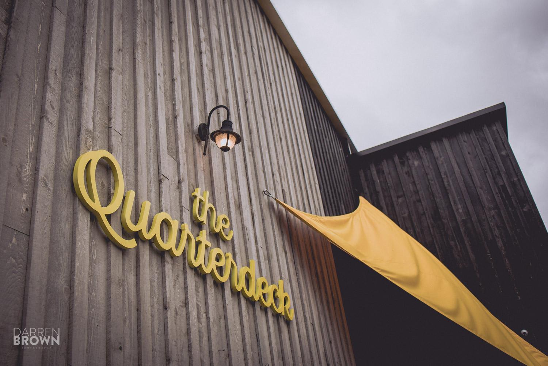 the quarterdecks bar and grill