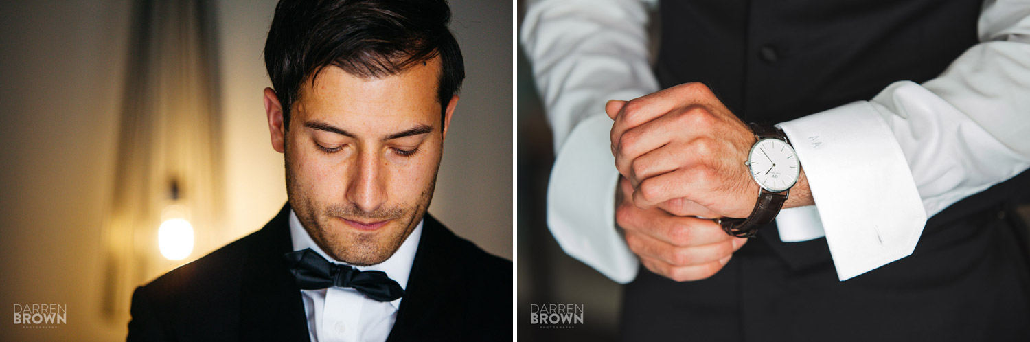 groom portrait at Alt Hotel