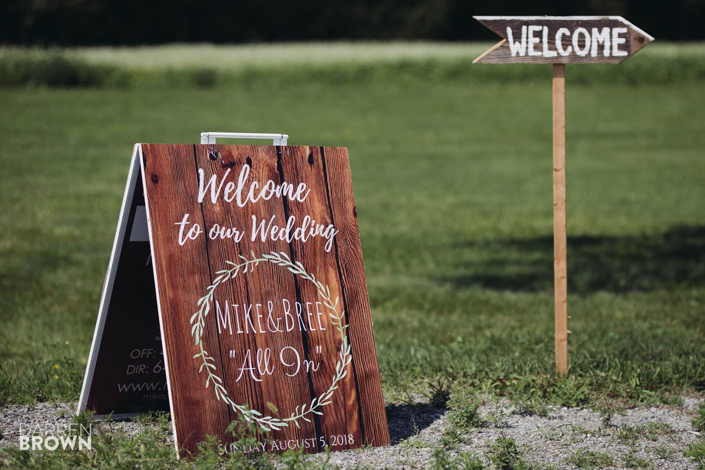 Ottawa wedding detail photo