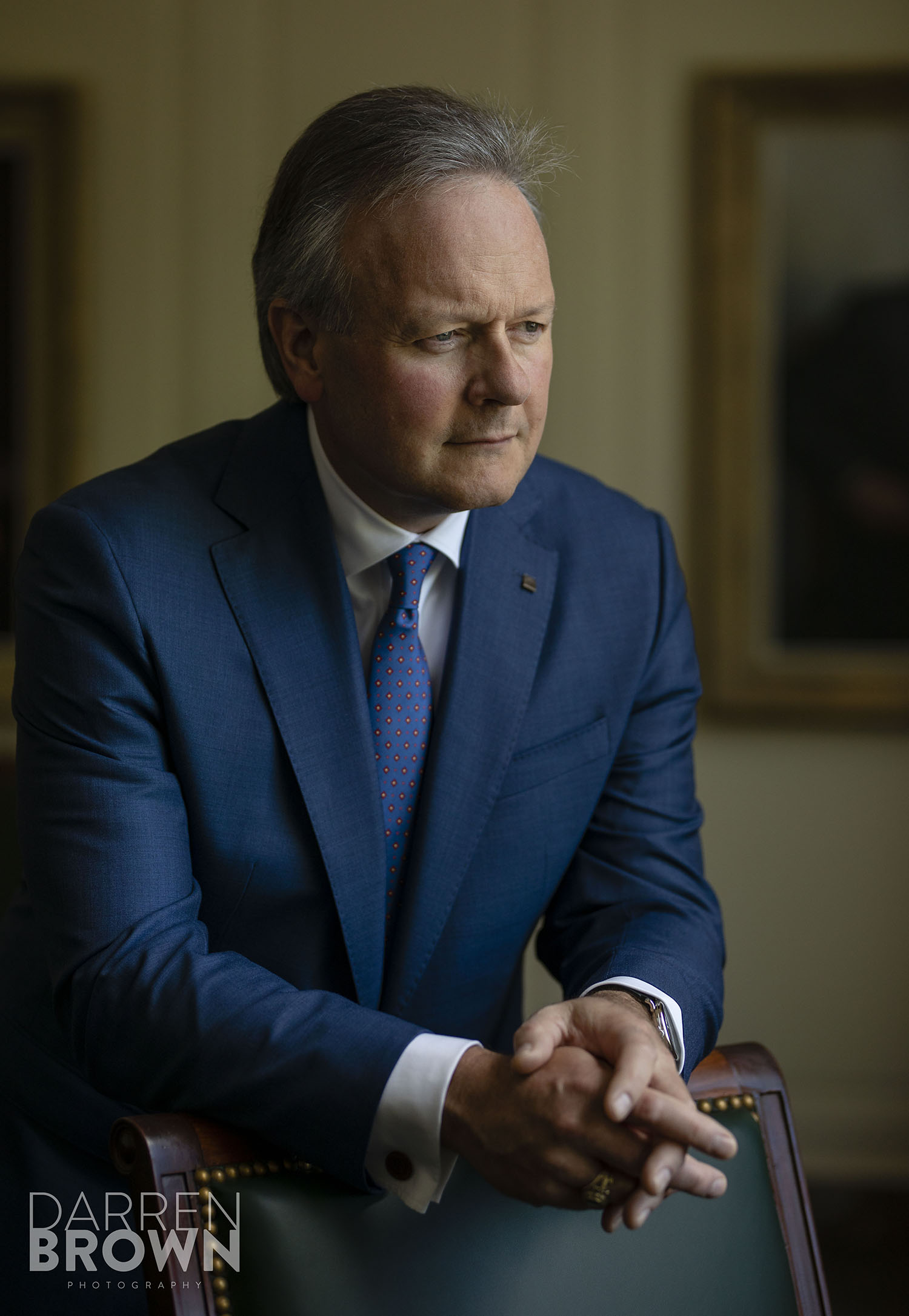 Bank of Canada Governor Stephen Poloz