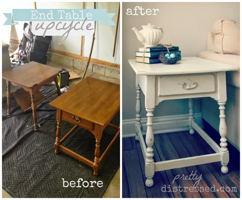 painted ethan allen furniture