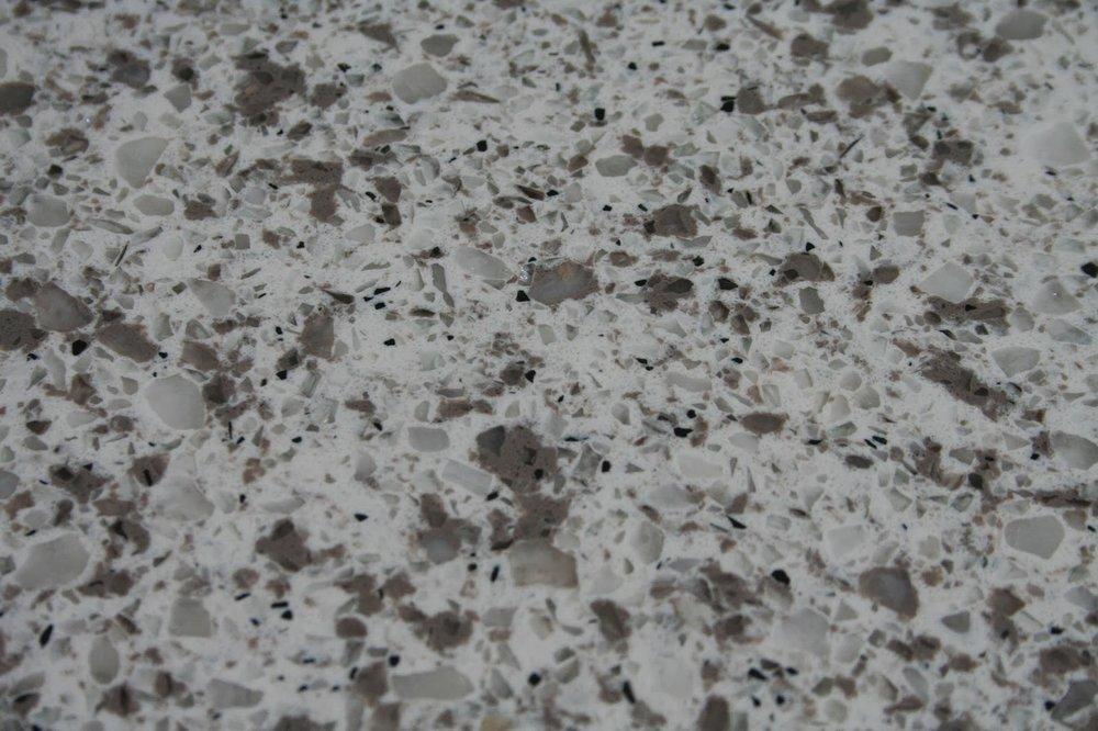 gray quartz