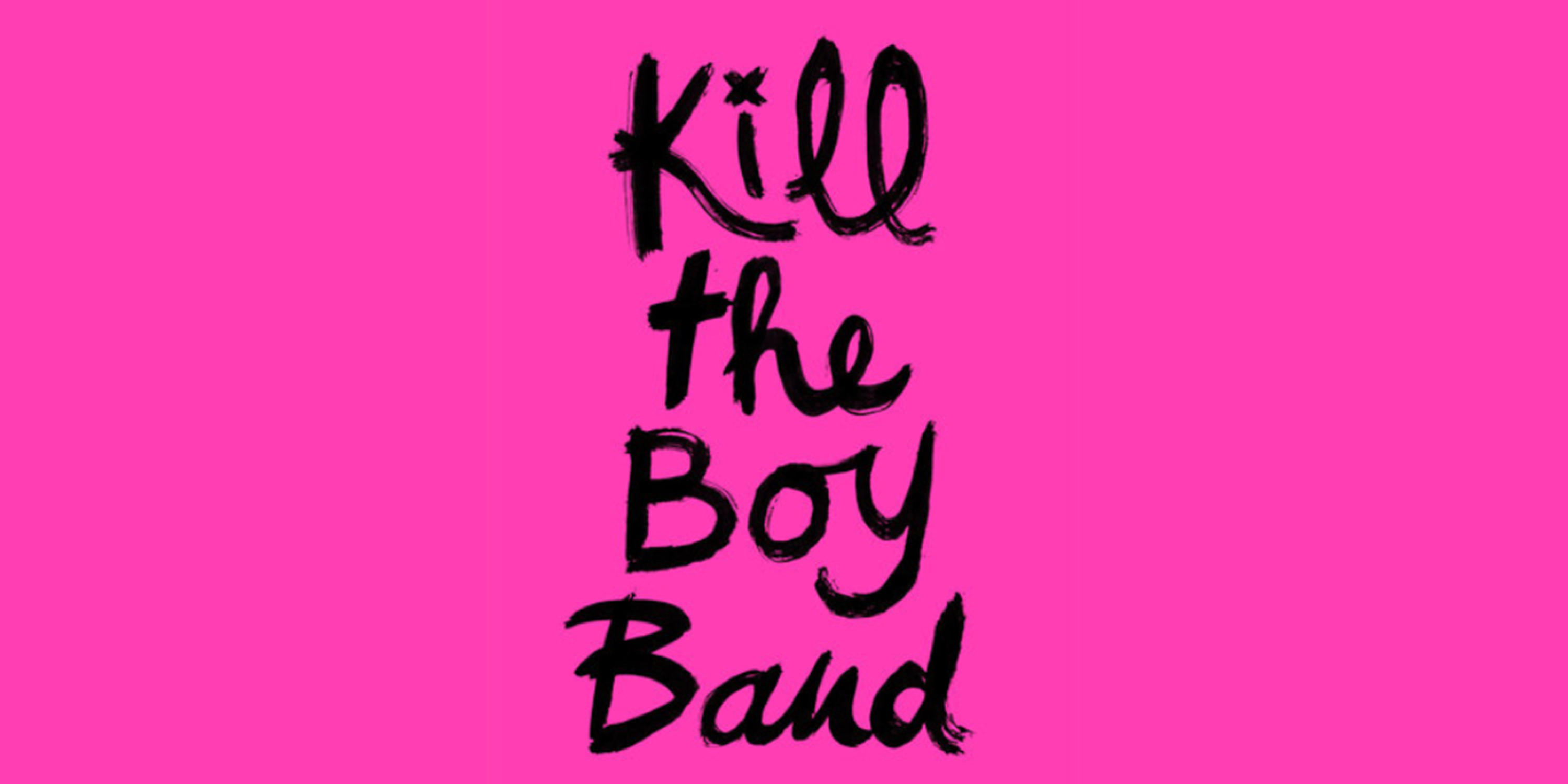 Kill-The-Boy-Band