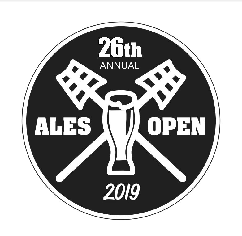 2019 ALES OPEN - The 2019 ALES OPEN has reached its limit!Please see the 2019 ALES OPEN Menu drop down for information regarding the competition.Platinum Sponsor: BREWHQ