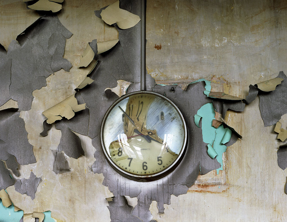 Yves Marchand & Roman Meffre, Melted Clock , 2008
