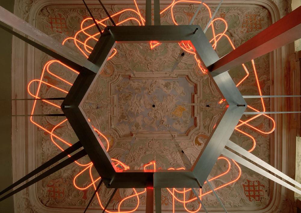 Clara Montoya,  Vortex , 2015 (installation)