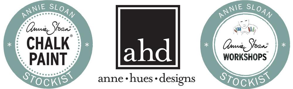 Anne Hues Designs banner