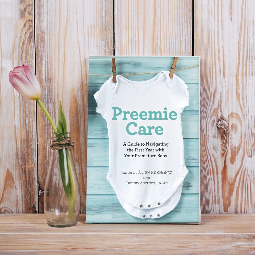 """Finally A Guide to Preemie Parenthood"" - Having a premature baby can feel like an unexpected journey on rough seas. With up-to-date and extensive information about how to look after your little one, Preemie Care will be a life raft through these tumultuous waters and steer you confidently through the first year of your baby's life."
