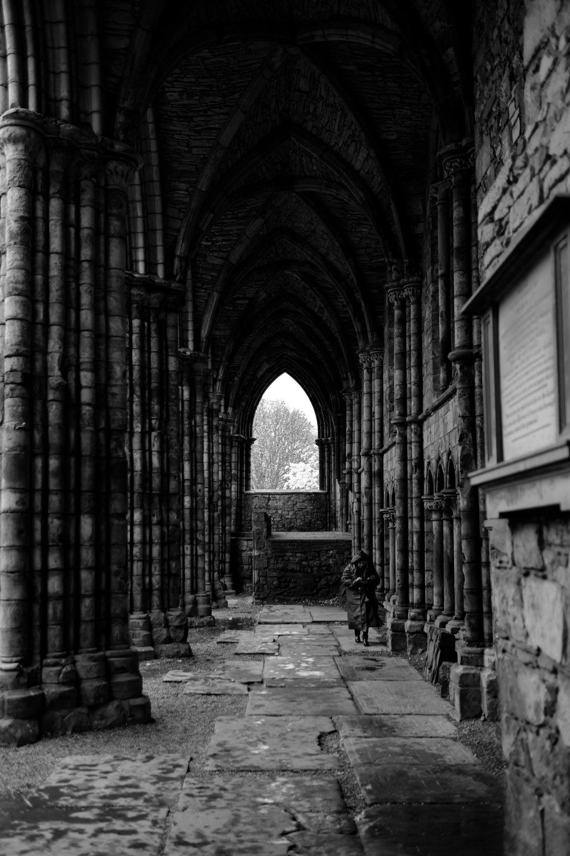 Location: Holyrood Caste, Scotland. Date: November, 2017   Lens: 23mm f1.4   Camera: Fujifilm Xt-20
