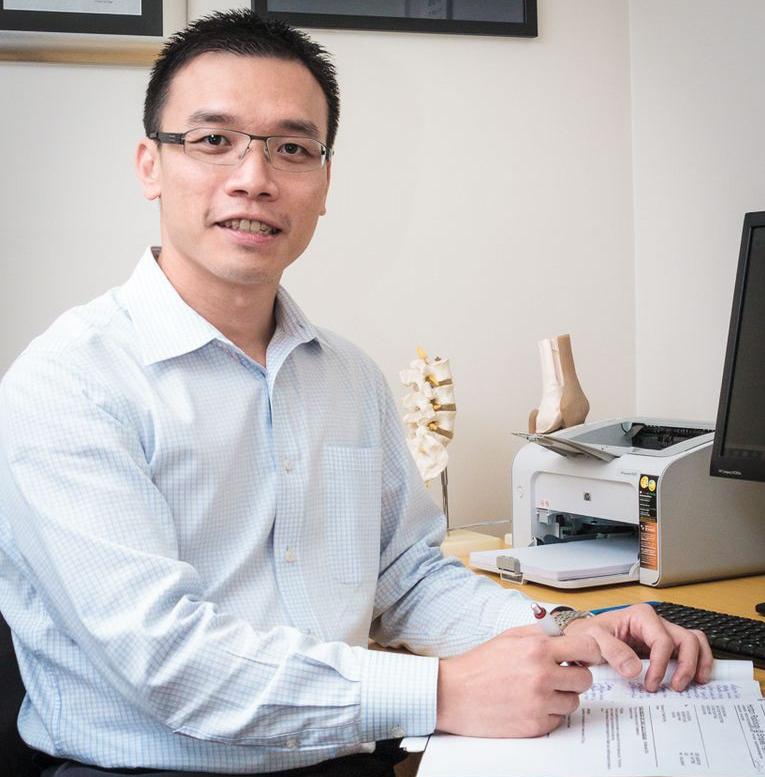 Dr Gee Hing Wong