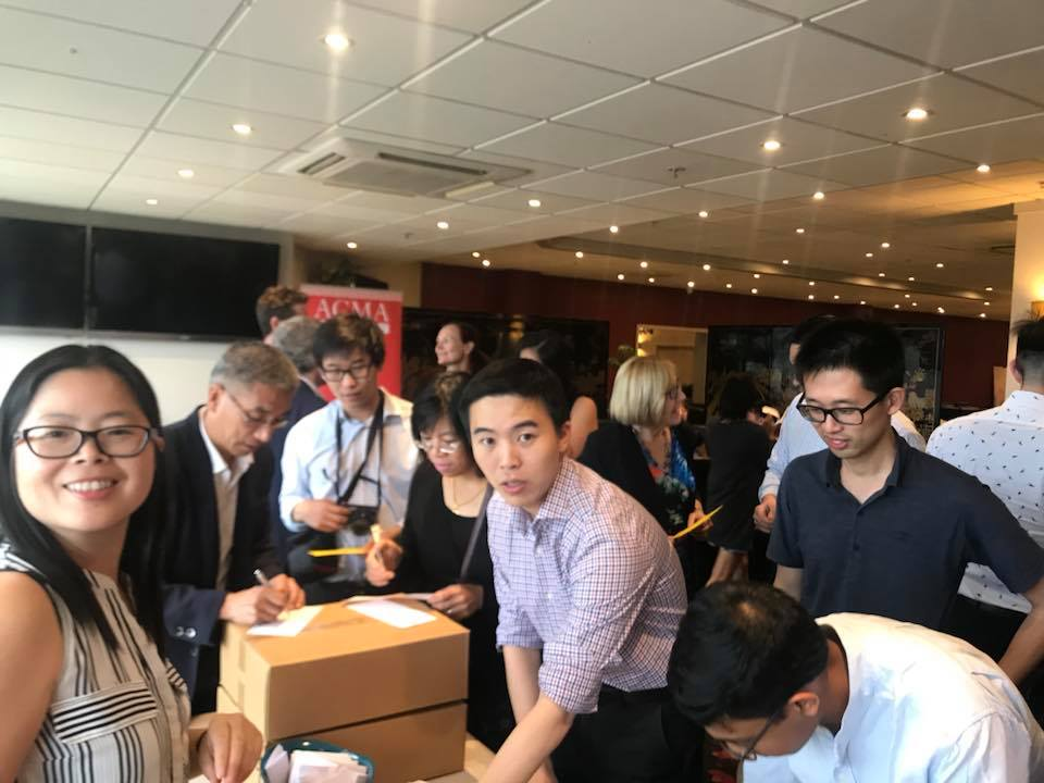 CME 1 - Lock and Key - Sun 11 March 2018Grand Park Chinese Restaurant, Epsom, Akl