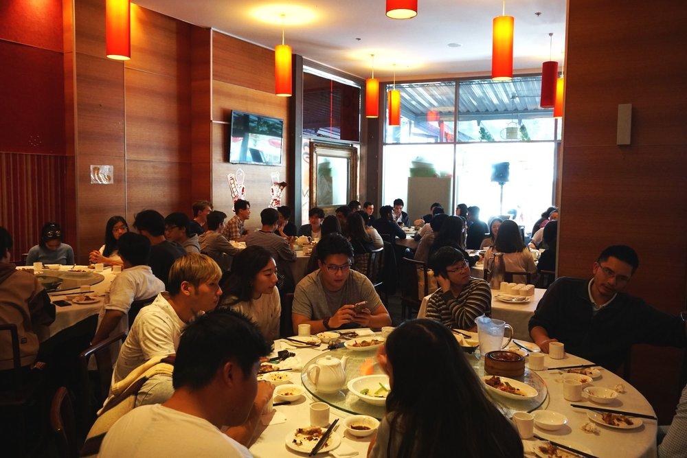 YACMA Yumcha - Sat 13 April 2019China Yum Char Restaurant