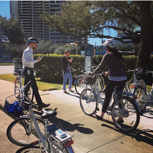 FREE BIKE SHARE MEMBERSHIPS FOR YOUR EMPLOYEES - Attract, retain, motivate, and reward your employees. Encourage a healthy lifestyle.