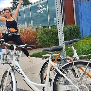 PROMO CODES TO DISTRIBUTE VIA EMAIL AND SOCIAL - Give the gift of bike sharing to your customers and fans to attract and retain loyal customers.