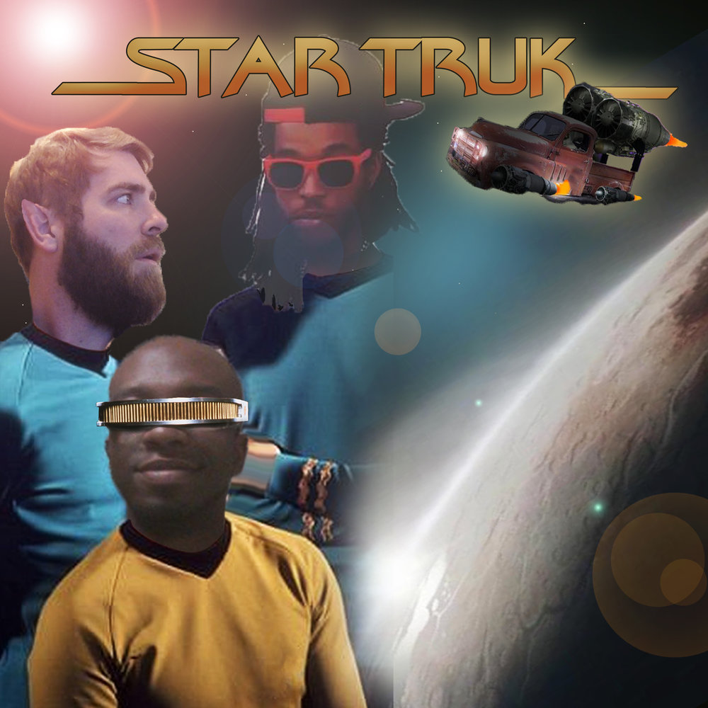 """Listen to 'Delta V"""" - My project Star Truk just released our first album! Delta V is a physics term used in space navigation, and we thought it was fitting because Michael Kinchen used only one keyboard on this record; a Korg Delta from the late 70's. It sounds incredible, and he uses it masterfully."""