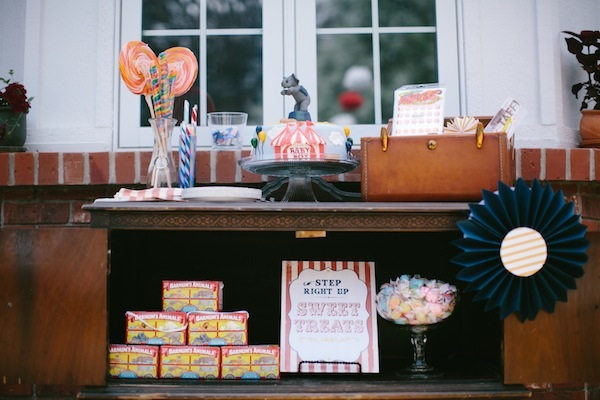 Carnival Baby Shower - Fort Collins, CO