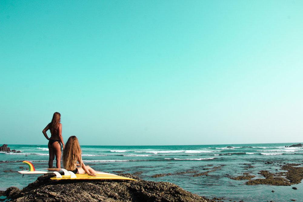 Surf Camp -