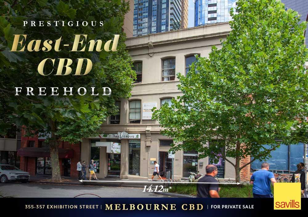 355-357 Exhibition Street, Melbourne