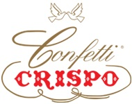 Confetti Crispo is an Italian brand founded in 1890 that has successfully established itself in Italy and across the world as a leader in dragees and confectionery.